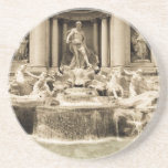 Fuente clásica del Trevi, Roma Posavaso Para Bebida