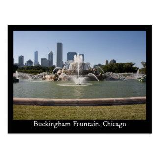 Fuente de Buckingham, Chicago Postal