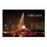 Fuente de CHICAGO Buckingham (St.K) Postal