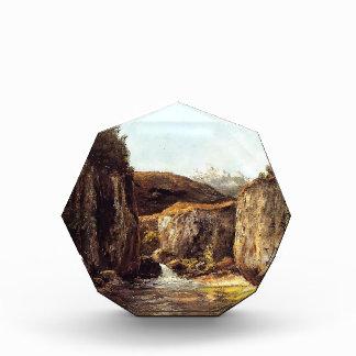 Fuente de Gustavo Courbet- entre las rocas de Doub