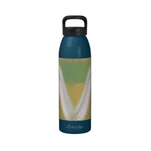 Fuente de la burbuja del agua de la victoria botellas de agua reutilizables