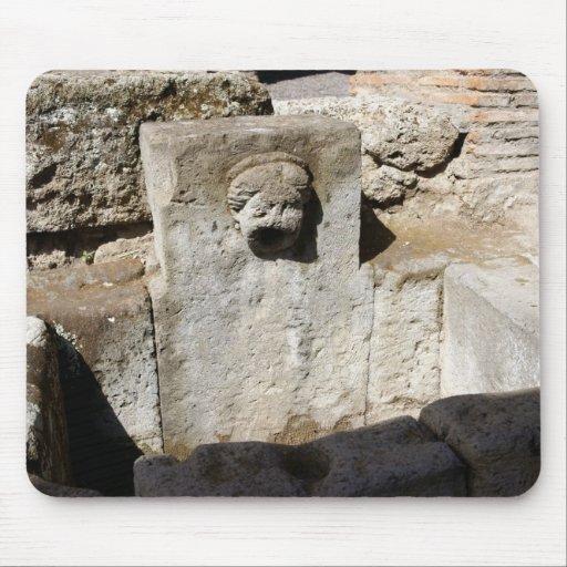 Fuente de la ciudad de Pompeya Tapete De Raton