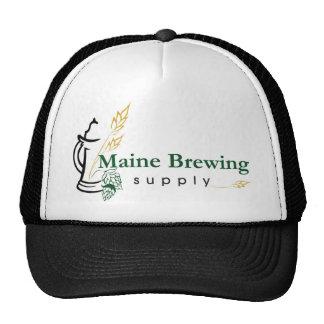 Fuente de la elaboración de la cerveza de Maine -  Gorras De Camionero