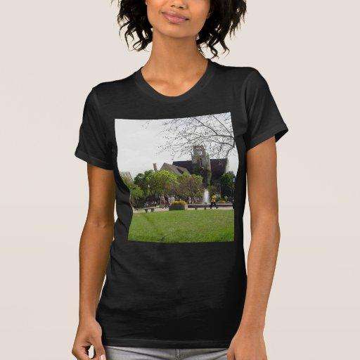 Fuente de la universidad de Madison Camisetas