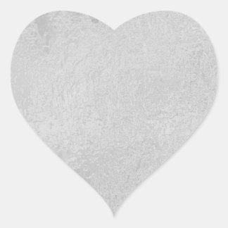 Fuente de luz - rueda blanca negra de la chispa de calcomanía de corazón personalizadas