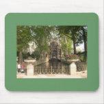 Fuente de París - de Medici, jardines de Luxemburg Alfombrilla De Ratones