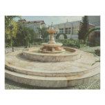 Fuente de Sibiu Tarjeta Publicitaria