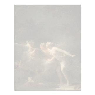 Fuente del amor de Jean-Honore Fragonard Membrete A Diseño