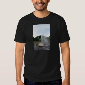 Fuente del centro de la ciencia de Seattle Camisas
