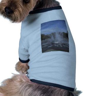 Fuente del centro de la ciencia de Seattle Camisa De Perro