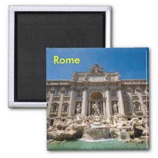 Fuente del Trevi de Roma Iman