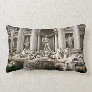 Fuente del Trevi (Fontana di Trevi) - Roma Cojín Lumbar