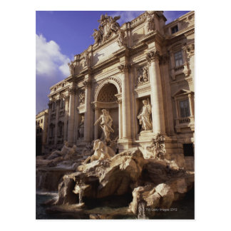 Fuente del Trevi, Roma, Italia Postales