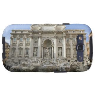Fuente histórica del Trevi en Roma, Italia Samsung Galaxy S3 Coberturas