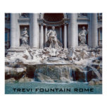 Fuente Roma del Trevi Impresiones