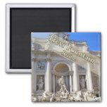 Fuente Roma Italia del Trevi Imanes Para Frigoríficos