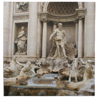 Fuente ROMA, ITALIA del Trevi Servilletas De Papel