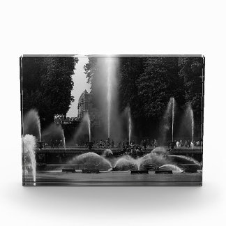Fuentes 1970 de Neptuno del palacio de Francia