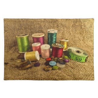 Fuentes de costura manteles