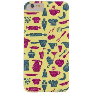 Fuentes de la cocina funda para iPhone 6 plus barely there