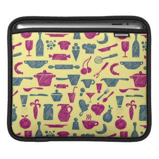 Fuentes de la cocina fundas para iPads