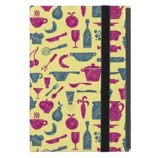 Fuentes de la cocina iPad mini protectores