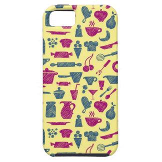 Fuentes de la cocina iPhone 5 fundas