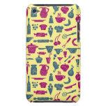 Fuentes de la cocina iPod Case-Mate cárcasas