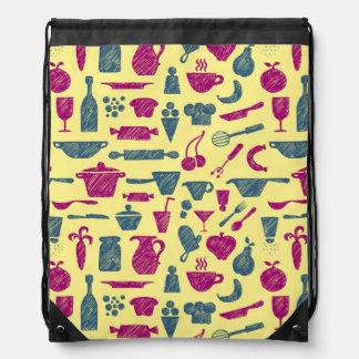 Fuentes de la cocina mochilas