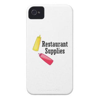 Fuentes del restaurante iPhone 4 Case-Mate cobertura