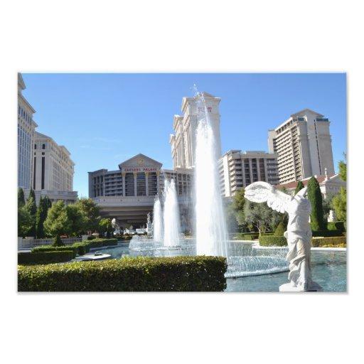 Fuentes en la tira, Las Vegas Cojinete