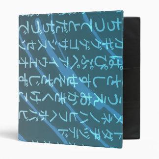 """Fuentes japonesas en fondo azul carpeta 1"""""""