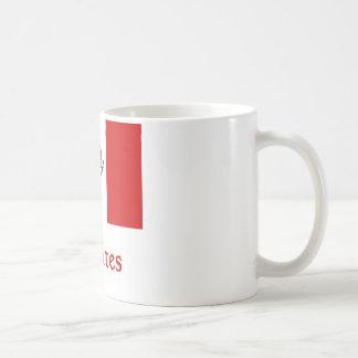 Fuentes Mexican Flag Coffee Mug