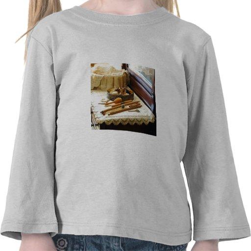 Fuentes que hacen punto camiseta