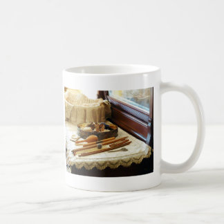 Fuentes que hacen punto taza clásica
