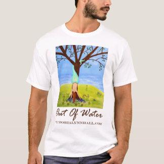 """""""Fuera camiseta del promo del arte de la sirena"""