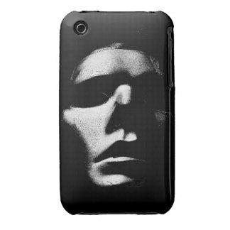 Fuera de la oscuridad iPhone 3 protectores