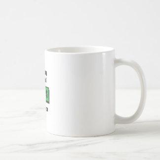Fuera del dinero tazas de café