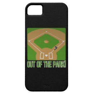 Fuera del parque iPhone 5 funda