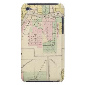 Fuerte Atkinson, Waterloo y Palmyra, Jefferson Co iPod Case-Mate Cobertura