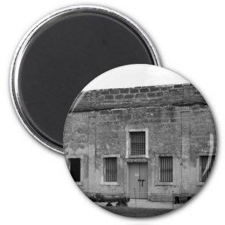 Fuerte Castillo de San Marcos de St Augustine Imán Para Frigorifico