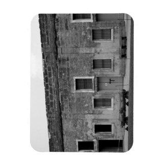 Fuerte Castillo de San Marcos de St Augustine Imán