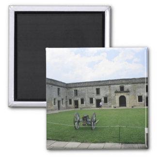Fuerte Castillo de San Marcos II de St Augustine Imán De Frigorífico