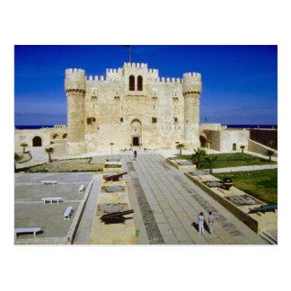 Fuerte de Alexandría, Egipto Postal
