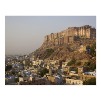 Fuerte de Mehrangarh de Jodhpur. Rajasthán, la Postales