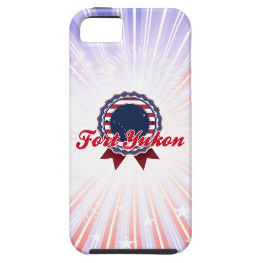 Fuerte el Yukón, AK iPhone 5 Case-Mate Fundas