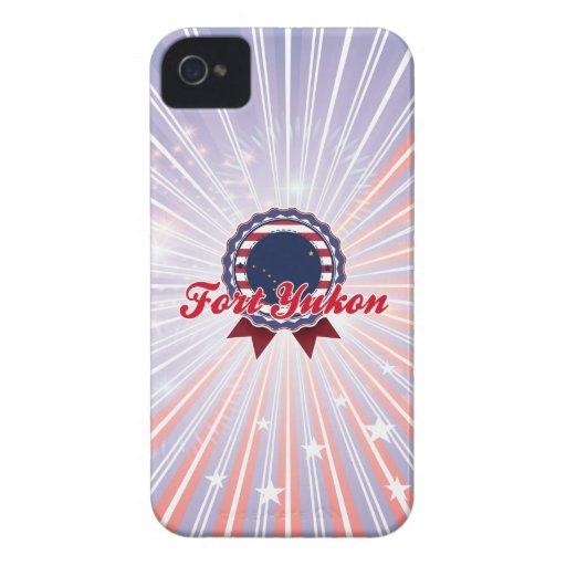 Fuerte el Yukón, AK iPhone 4 Carcasas