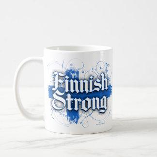 Fuerte finlandés taza