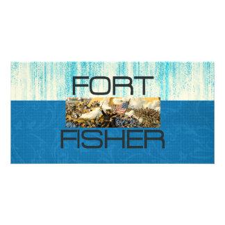 Fuerte Fisher de ABH Tarjeta Personal