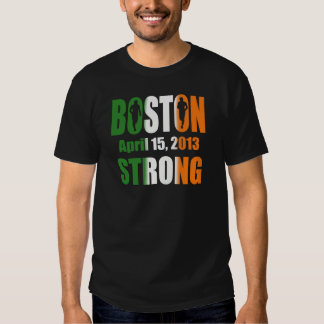 Fuerte irlandés de Boston Remeras